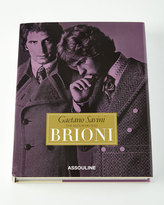 Assouline Publishing Gaetano Savini The Man Who Was Brioni Hardcover Book