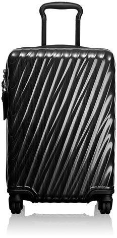 Tumi Black International Carry-On Luggage