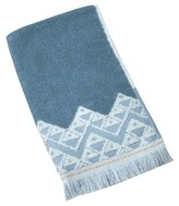 Threshold Triangle Hand Towel - Washed Blue