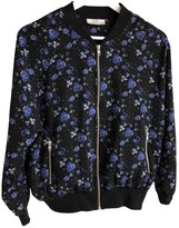 Rika Black Cotton Jacket for Women