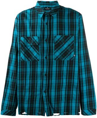 Marcelo Burlon County of Milan check print shirt