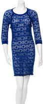 Isabel Marant Lace Bodycon Dress