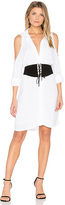 Elliatt Clarity Dress in White. - size L (also in M,S,XS)