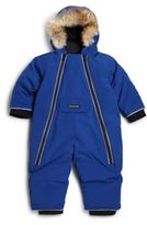 Canada Goose Infant's Fur-Trim Down Snowsuit