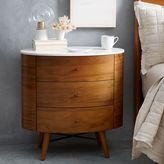 west elm Penelope 3-Drawer Nightstand