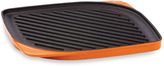 """Mario Batali by Dansk™ Classic 11"""" Square Reversible Grill/Griddle"""