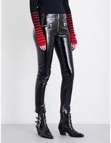 Tommy Hilfiger x Gigi Hadid skinny high-rise gabardine leggings