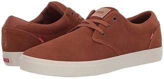 Globe Winslow (Black/Charcoal/White) Men's Skate Shoes