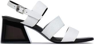 Rag & Bone Leather And Suede Sandals