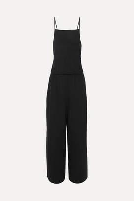 Ninety Percent + Net Sustain Tencel Jumpsuit - Black