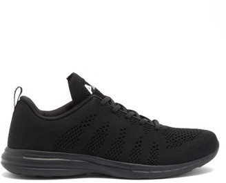 Athletic Propulsion Labs Techloom Pro Running Trainers - Black