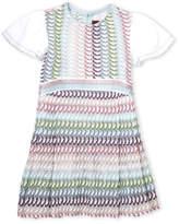 Missoni Girls 4-6x) Knit Pleated Dress