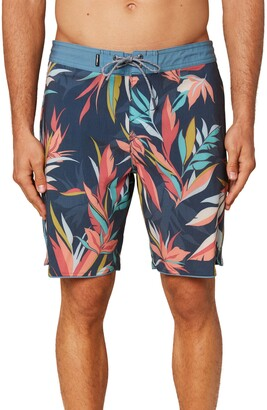 O'Neill Retrofreak Quarters Cruzer Board Shorts
