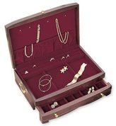 Reed & Barton Eureka Elena 625MR Jewelry Chest