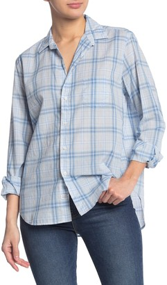 Frank And Eileen Eileeen Long Sleeve Button Front Shirt