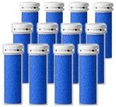 Emjoi Micro-Pedi Compatible Refill Rollers (Extra Coarse) - Pack of 12