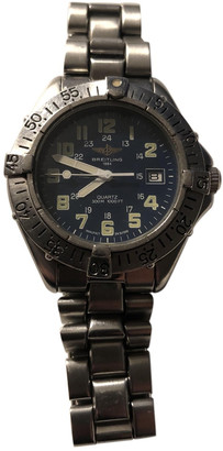 Breitling Blue Steel Watches