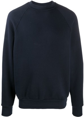 LES TIEN Heavyweight Jersey Sweatshirt