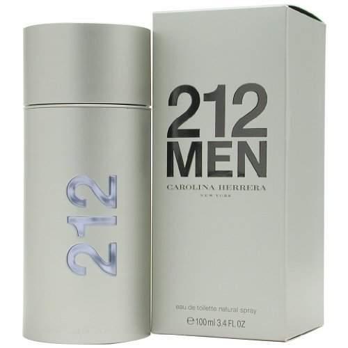 Carolina Herrera New Item 212 NYC FOR MEN EDT SPRAY 3.3 OZ 212 NYC EDT SPRAY 3.3 OZ (M)