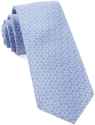 The Tie BarThe Tie Bar Periwinkle First Look Floral Tie