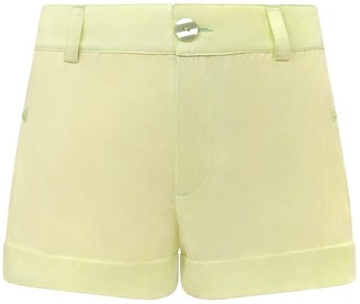 Blonde Gone Rogue Ocean Drive Sustainable Shorts - Green