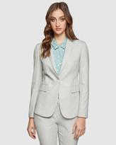 Oxford Alexa Sage Suit Jacket