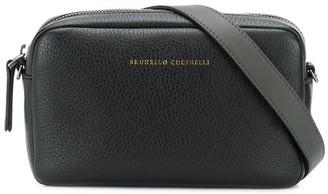 Brunello Cucinelli Textured Leather Belt Bag