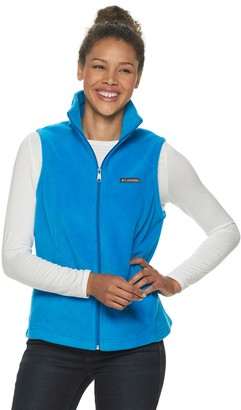 Columbia Petite Benton Springs Fleece Vest