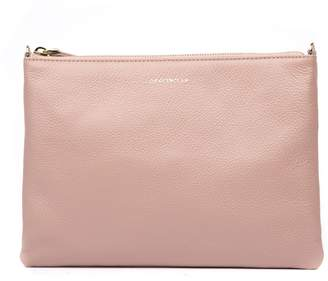 Coccinelle Peony Leather Crossbody Bag