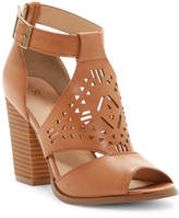 Restricted Well Known Ankle Strap Heeled Sandal