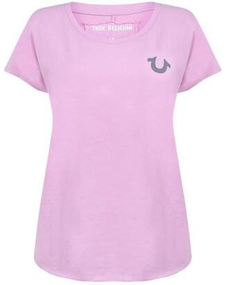 True Religion Reflective T-Shirt