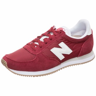 New Balance Women's 220 Trainers Red (Nb Scarlet/White Cra) 8.5 UK (42.5 EU)