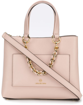 MICHAEL Michael Kors Cece Small Chained Leather Bag