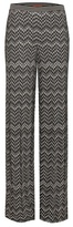 Missoni Wool-blend Knitted Trousers