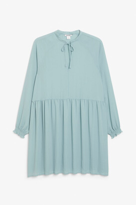 Monki Keyhole dress