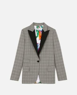 Stella McCartney Check Jacket, Women's