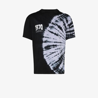 Satisfy X Browns 50 black 1970 T-shirt