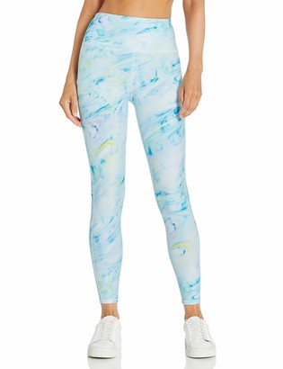 Betsey Johnson Women's High Rise 7/8 Legging