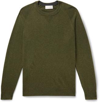 Derek Rose Finley 3 Cashmere Sweater