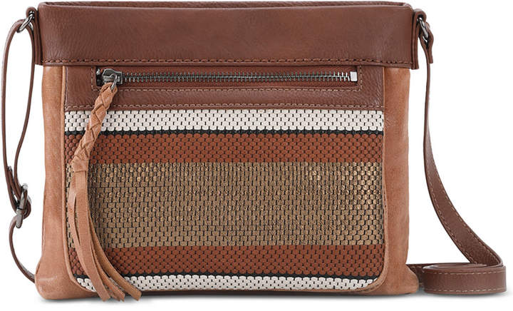 6ec3b443c1 Sanibel Leather Mini Crossbody