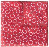 Canali circles pattern pocket square