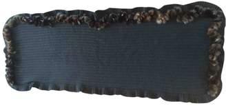 Vicedomini Black Cashmere Scarves