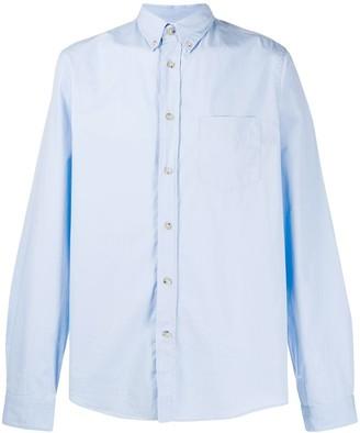 Acne Studios Isherwood Soft Pop shirt