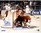 """Steiner Sports New York Rangers Stephane Matteau Eastern Conference Finals 16"""" x 20"""" Signed Photo"""