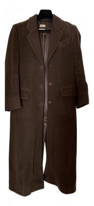 Hermes Brown Cashmere Coats