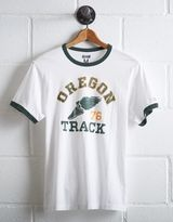 Tailgate Oregon Ducks Ringer T-Shirt