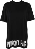 Givenchy Logo Print Oversize T-Shirt