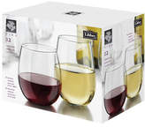 Libbey Twelve Piece Stemless Wine Set