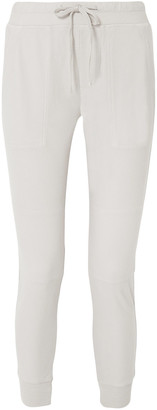 James Perse Cotton-twill Track Pants