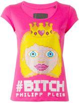 Philipp Plein 'The Princess' T-shirt